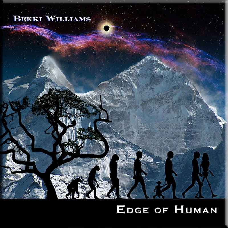 Edge of Human by Bekki Williams