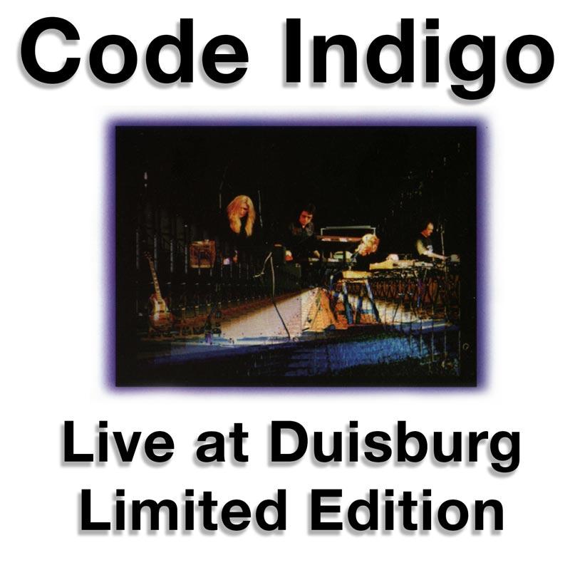Code Indigo Live In Duisburg