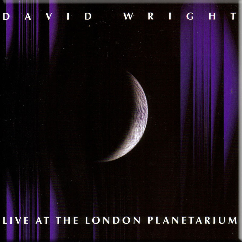 Live London Planetarium David Wright