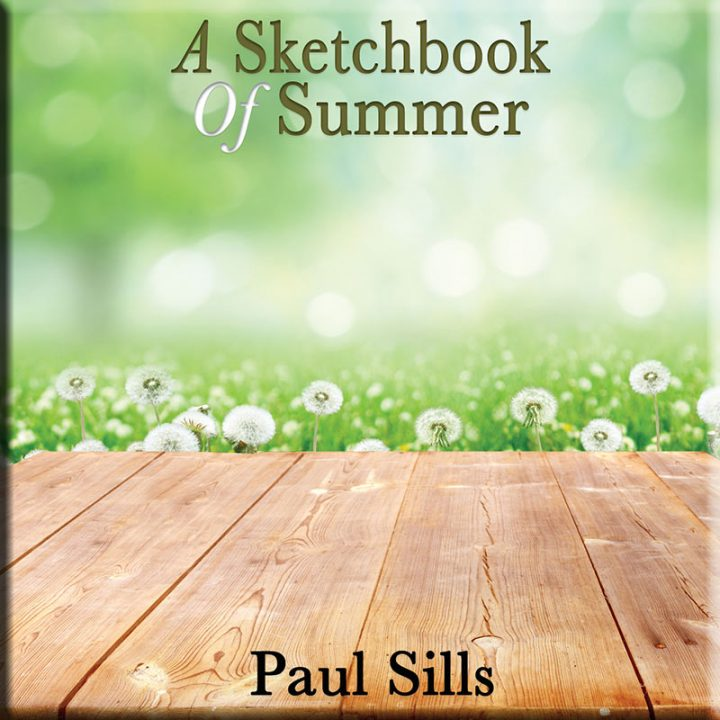 A Sketchbook of Summer by Paul Sills