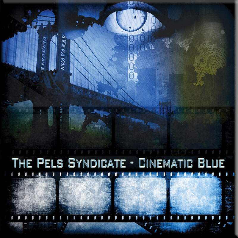 Cinematic Blue by The Pels Syndicate