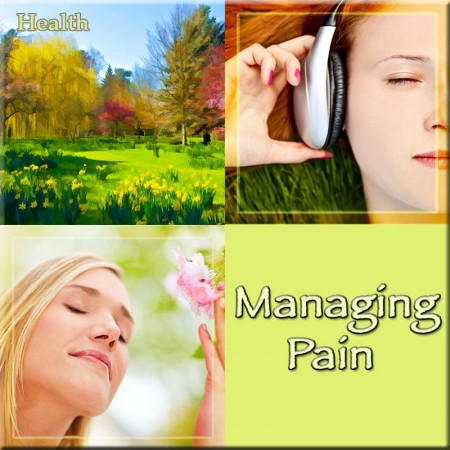 Managing pain guided imagery