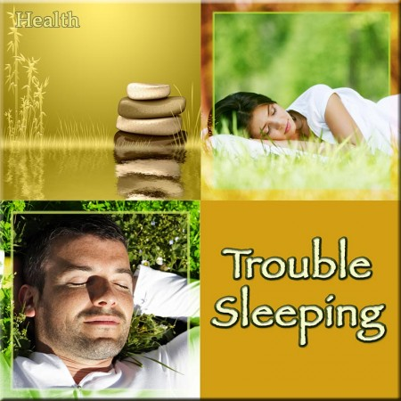 Trouble Sleeping Guided Imagery