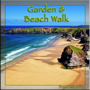 garden beach walk guided relaxation