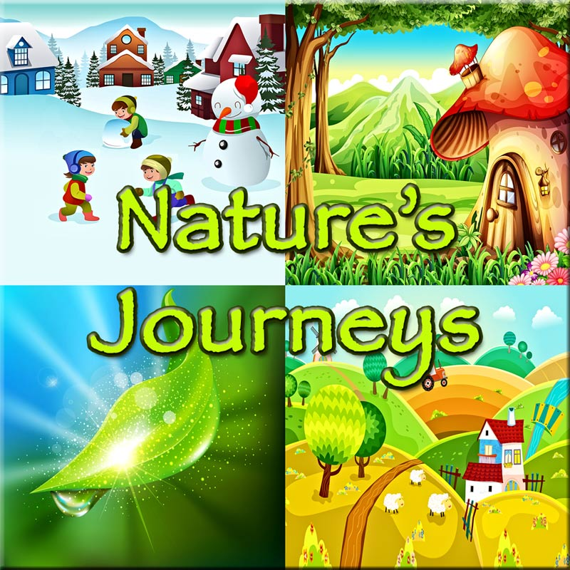 natures journeys guided relaxation
