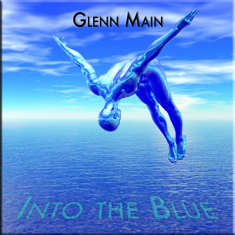 Glenn Main - Into the Blue 1500 copy