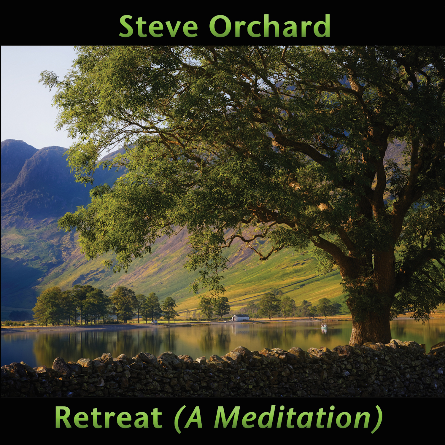 Steve Orchard - Retreat 1500