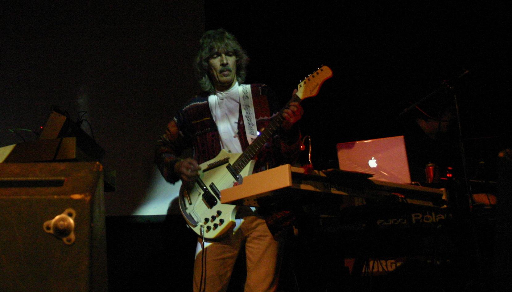Klaus'Cosmic' Hoffmann-Hoock